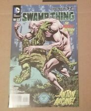 Swamp Thing - #10 - August 2012
