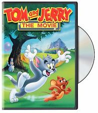 TOM AND JERRY The Movie (1993). UK compatible, region free. New  sealed DVD.