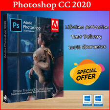 Photoshop CC 2020 Full Version V21.1 ✅ Windows ✅ Lifetime Activation ✅