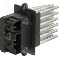 HVAC Blower Motor Resistor-Resistor Block 4 Seasons 20316