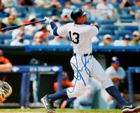 ALEX RODRIGUEZ SIGNED AUTOGRAPHED PHOTO NEW YORK YANKEES WORLD SERIES CHAMP 8X1O