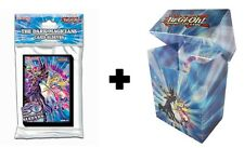 More details for the dark magicians deck storage box & small trading card sleeves combo!