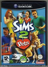 Gamecube The Sims 2 Pets (2006) UK Pal, Brand New & Nintendo Factory Sealed