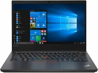 """Lenovo ThinkPad E14 14"""" FHD i5-10210U 8GB 1TB HDD Webcam Win10 Pro Warranty"""