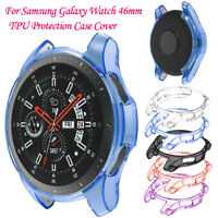 Fashion Soft TPU Protective Silicone Case Cover For Samsung Galaxy Watch Wrist