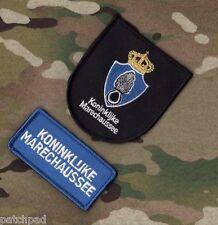 Royal Marshals Koninklijke Marechaussee KMar Bijstandseenheid Set Netherlands