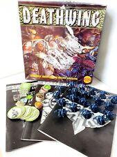 Generador de misión de expansión Alamuerte Spacehulk 1989 incompleto Games Workshop