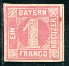 BAYERN 1850 3Ia * schöne Marke 240€(D5929