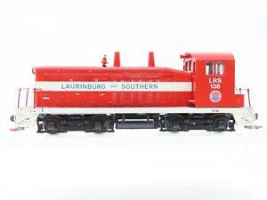 HO Scale Athearn Laurin & Southern SW1200 Diesel Locomotive #138 Custom