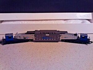 Marklin 8620 Transformer Car Trafo Union Depressed Z Scale Mini Club new no box
