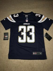 Nike LA Chargers Derwin James Youth Jersey SZ S New