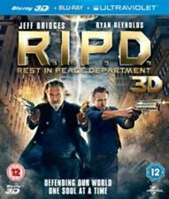 R.I.P.D.  : 3D Blu-ray  NEW & SEALED
