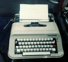 NICE Clean VTG 1970s Underwood 319 Portable Typewriter no case *WORKS PERFECT*