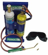 PERKEO POWERGAS BRAZING KIT / WELDING SET / TOP QUALITY (MADE IN GERMANY)