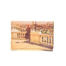 borsa Esquire portafoglio Firenze portafoglio Rosso Cuoio borsa da donna