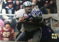 Cliff Harris Autographed 8x10 Dallas Cowboys 8x10 Photo Gdst Hologram