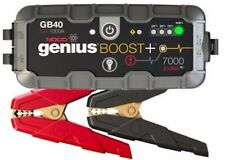NOCO Genius Boost GB40 GB 40 12V 1000 UltraSafe Lithium Jump Starter Boat Car RV