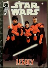 Star Wars Legacy Broken #6 Part 5 Comic Book Pack 32 Variant Dark Horse 9.6 Jedi