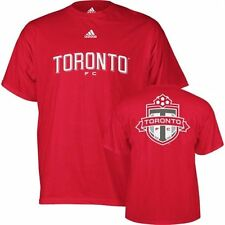 Toronto FC NWT MLS t-shirt new with tags soccer Canada U-Sector Red Patch Boys