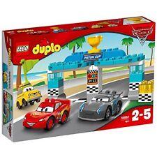 LEGO DUPLO Piston-Cup-Rennen Kinder Spielzeug Disney Pixar Cars 3 Konstruktions