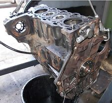 Saab 9-3 2.2 TiD 1998 D233L Motorblock komplett Engine block complete 90500691