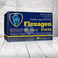 Olimp Flexagen Forte New Complex Support for Joints Collagen Glucosamine