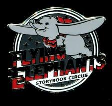 WDW Mascots Mystery Storybook Circus Flying Elephants Dumbo Disney Pin 115813