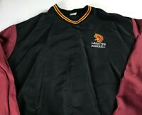 Lassiter Trojans Windbreaker Jacket VTG Mens XL/2XL Baseball High School USA