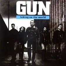 Gun Taking on the world (1989) [CD]
