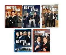 Boston Legal Complete Series Seasons 1-5 (1 2 3 4 5) NEW
