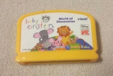 vtech V.SMILE BABY Educational Game Cartridge BABY EINSTEIN World of Discoveries