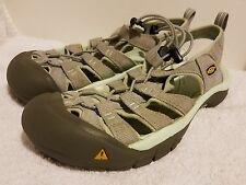 Keen Ladies Turquoise Gray Sandals Sz. 8.5 GUC