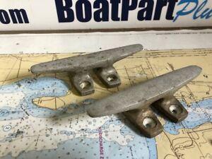 """Pair of 5"""" Marinium Boat Cleats"""