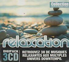 CD -RELAXATION - Univers downtempo