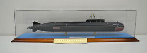 """1:300 SCALE MODEL OF PROJECT 949 ANTEY RUSSIAN SUBMARINE (20"""" LENGTH)"""