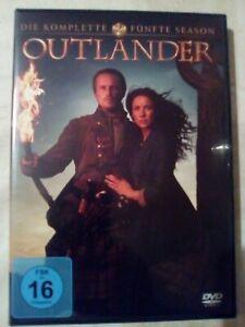 DVD : Outlander - Staffel 5 (deutsche Verkaufsversion)