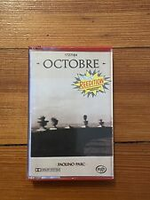 Octobre - Paolino Parc Rare Cassette French New Wave Minimal Synth Post Punk