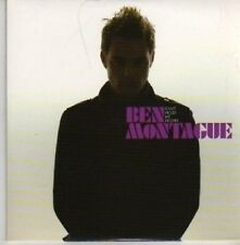 (AZ846) Ben Montacue,  Can't Hold Me Down - DJ CD