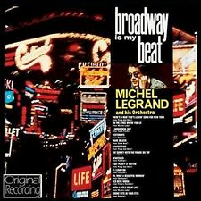 CD MICHEL LEGRAND BROADWAY IS MY BEAT SUMMERTIME SMOKE GETS IN YOUR EYES ETC