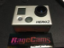 GoPro HD Hero2 HD2 Camera Full Spectrum Infrared Ghost Hunter Night IR Sensitive