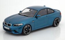 1:18 Minichamps BMW M2 Coupe 2016 turquoise-metallic