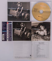 Madonna Like A Virgin Japan Digitally Remastered CD w/Obi WPCR-11060 +2 Bonus