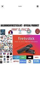 🔥FULLY LOADED🔥Jailbroken Firestick 4K🔥Tons Of Addons🔥🔥🔥all Upgrades