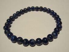 Lapis Lazuli 6mm Bead Bracelet