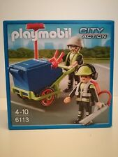 Playmobil 6113 *NEW* - City Action Cleaning Crew (MISB, NRFB, OVP)