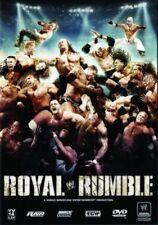 WWE - Royal Rumble 2007 (DVD, 2007) New Region 4