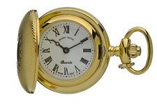 Mount Royal Ladies Pendant Watch, Gold Plated Hunter , Quartz Movement.  B32
