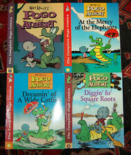 Walt Kelly's Pogo and Albert all 4 graphic novels from Eclipse Comics 1989-90