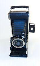 Antique Agfa Ansco PD16 Plenax Foldind Camera. In Original Box manual