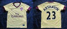 Andriej Arszawin #23 ARSENAL shirt jersey NIKE KIDS/BOY 116-128 cm / 6-8YRS